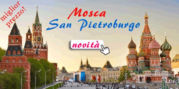 Viaggi Russia Estate 2013