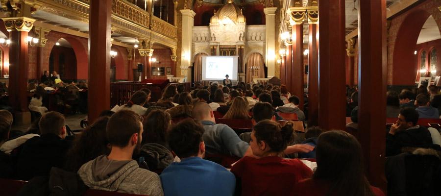 Conferenza Cracovia viaggio della memoria